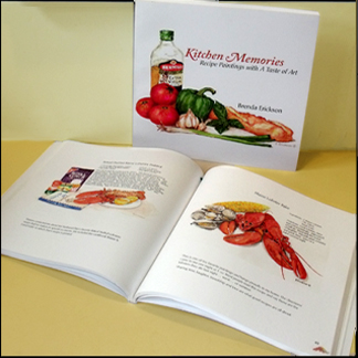 4. Kitchen Memories Book