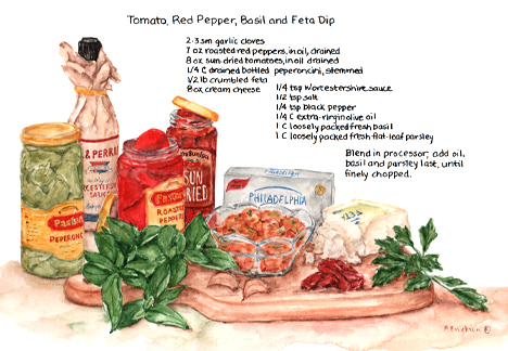 6. Your Recipe Painting